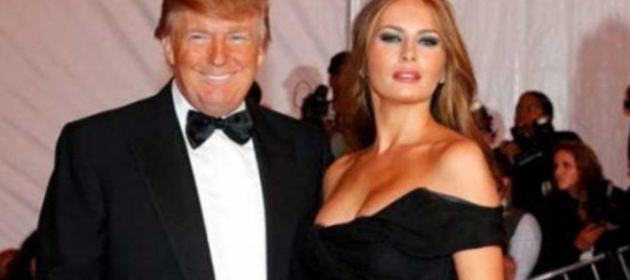 Дональд Трамп и его супруга Мелания посетят свадьбу министра финансов США