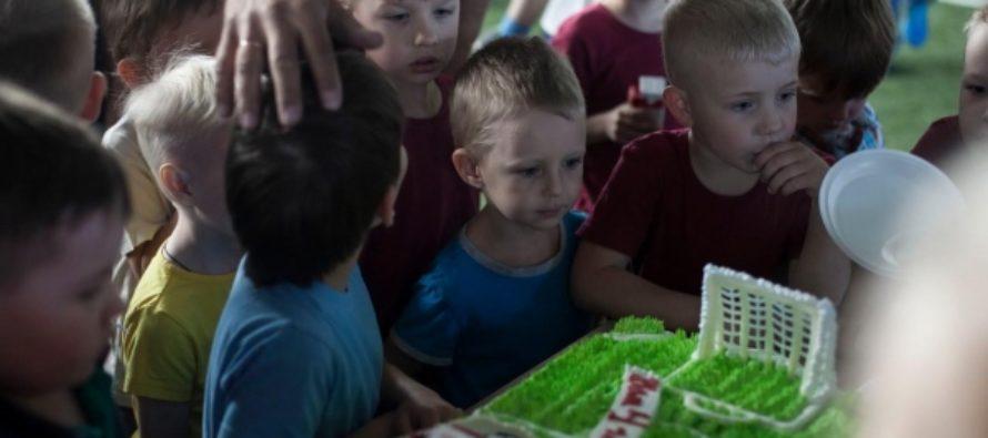 День рождения секции «Мастербол» прошел в СК «Темп»