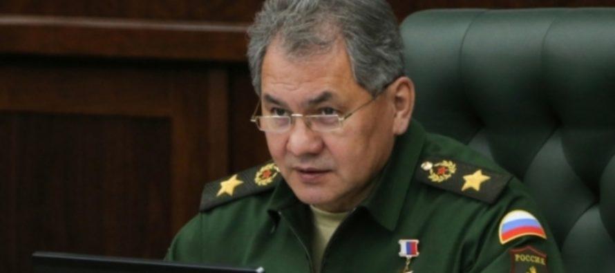 Шойгу предложил подписать дорожную карту военного развития РФ и Китая