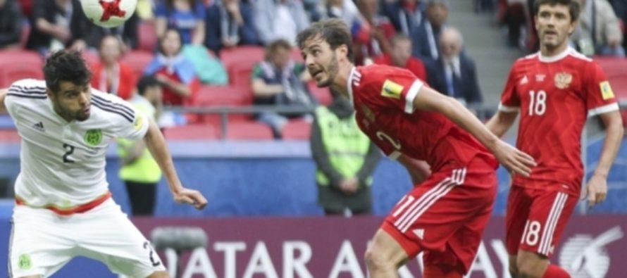 Воспитанник барнаульского футбола Ерохин: Россия должна была выигрывать