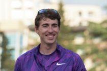 Сергей Шубенков стал вторым на очередном этапе «Бриллиантовой лиги»