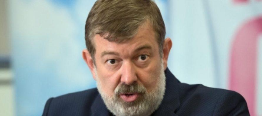 Силовики нагрянули с обыском в подмосковный дом политика Вячеслава Мальцева