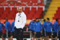 Сборная России проиграла команде Португалии в матче Кубка конфедераций