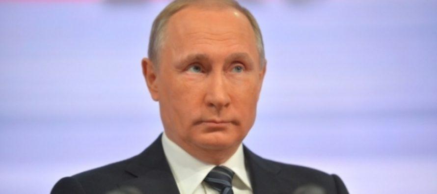 Путин заявил, что у молодых учителей не должно быть низкой зарплаты