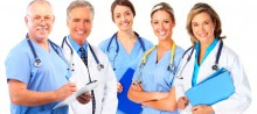 Минздрав: Зарплаты алтайских врачей растут по плану