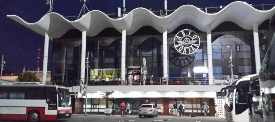 Описание автовокзала в Сочи