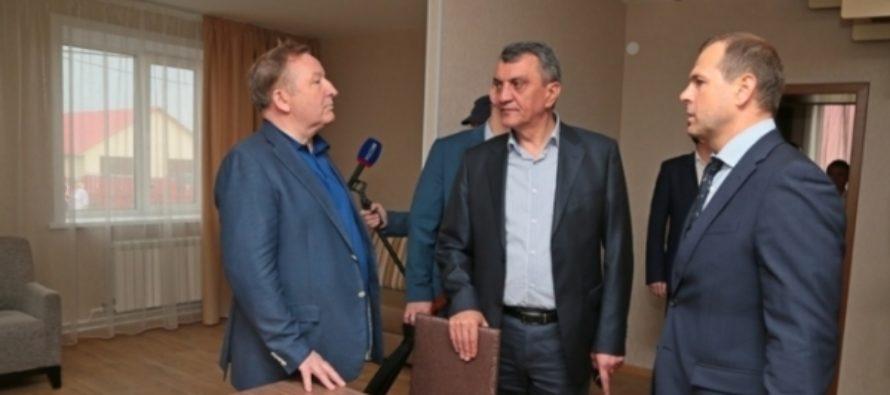 Полпред Меняйло заявил, что в Алтайском крае люди живут, как в Европе
