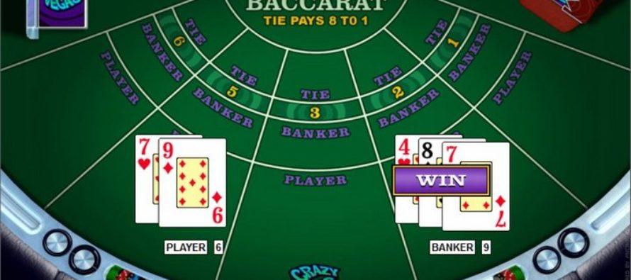 Что из себя представляет игра Баккара?