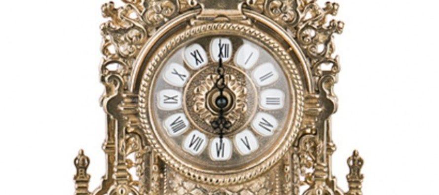 Каминные часы – изысканное украшение помещения