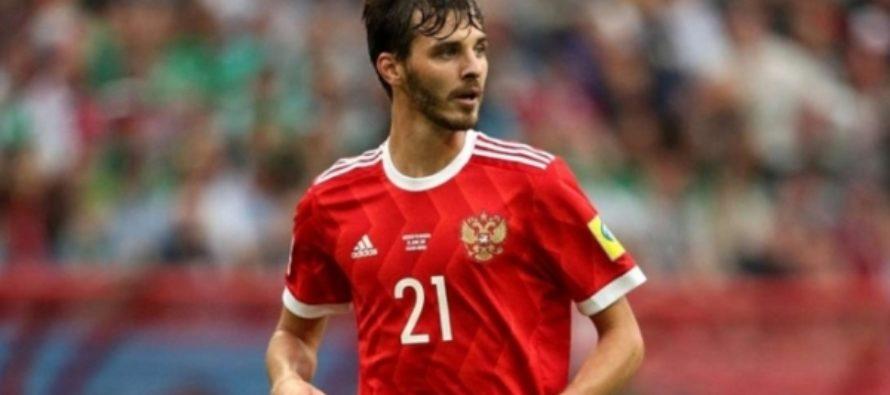 Барнаулец Александр Ерохин стал футболистом питерского «Зенита»