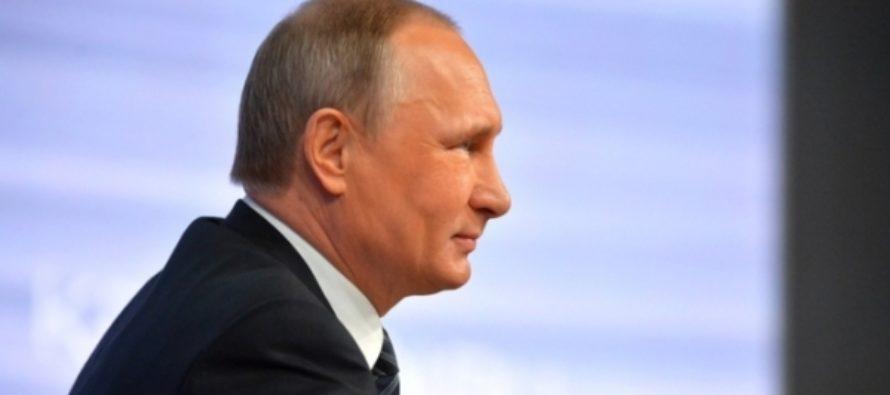 Путин верит, что сборная России по футболу с годами начнет радовать