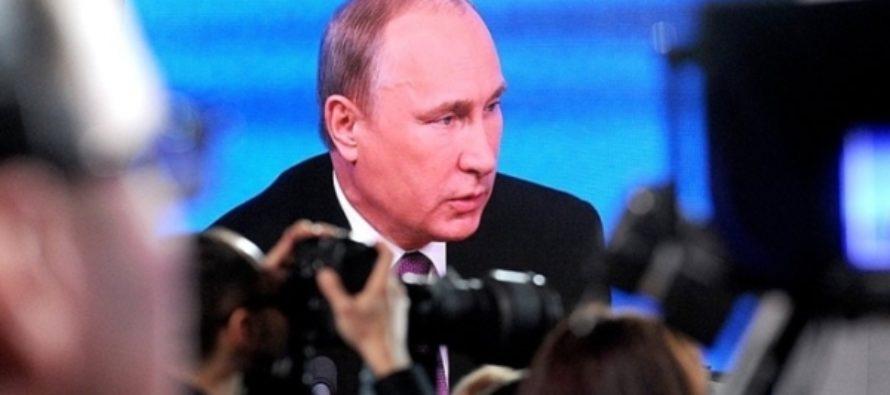 Путин не считает Америку врагом
