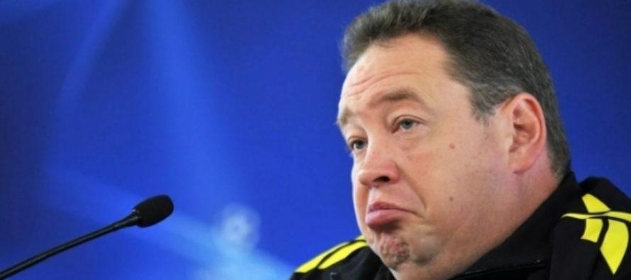 Бывший тренер сборной России Слуцкий назвал себя «проектом Абрамовича»