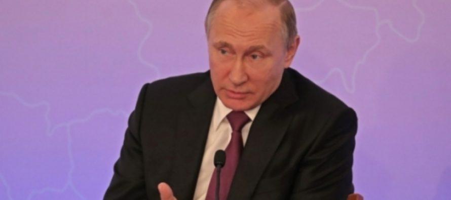 Путин дал ответ на вопрос о выборах президента РФ в 2018 году