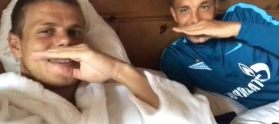 СМИ: футболисты Кокорин и Дзюба высмеяли Черчесова после поражения сборной