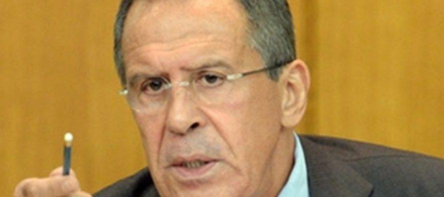 Лавров обвинил в русофобстве власти Литвы из-за забора на границе с Россией