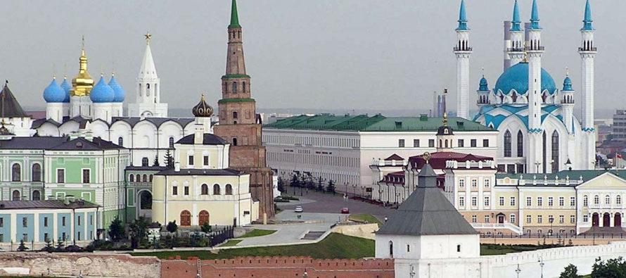 Достопримечательности города Казань