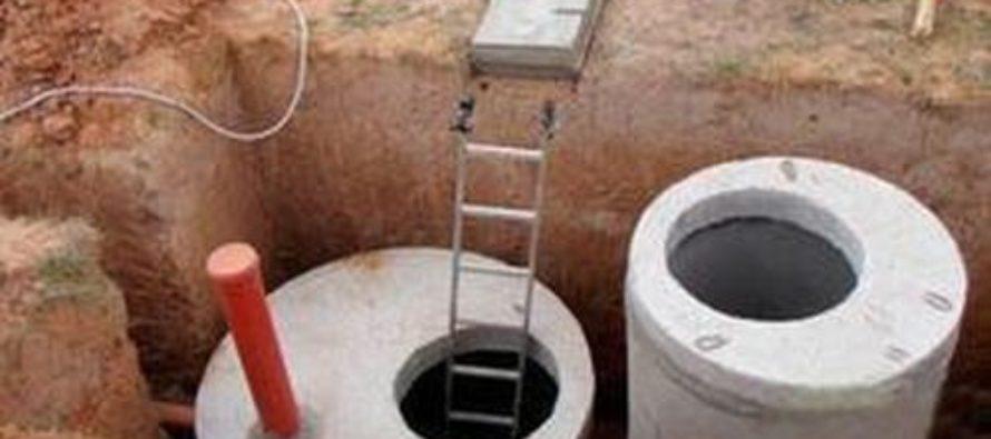 Особенности установки колодцев канализации