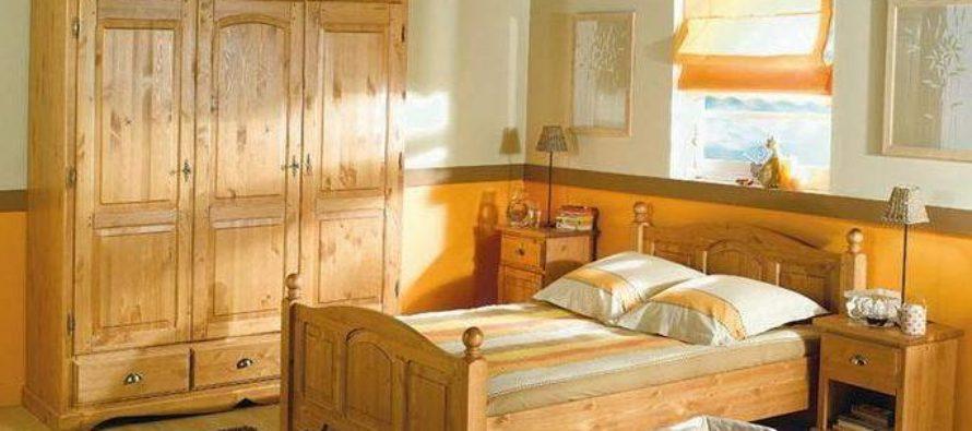 Преимущества деревянной мебели из сосны