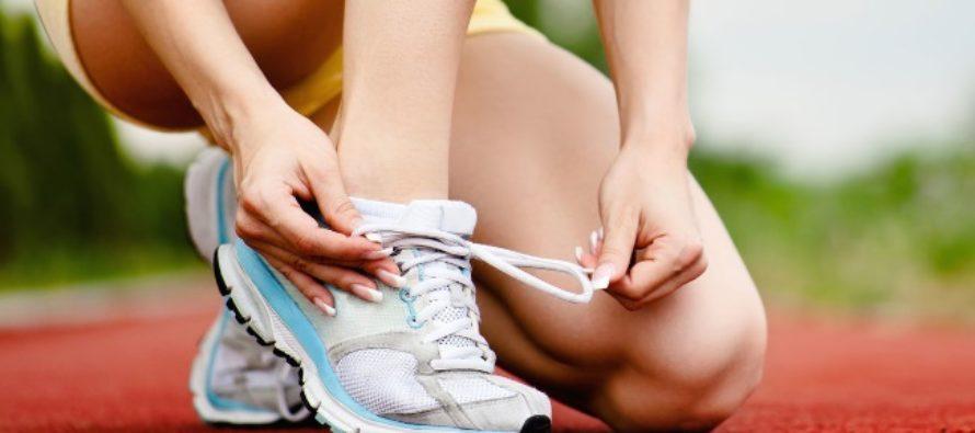 Как выбрать удобную спортивную обувь?