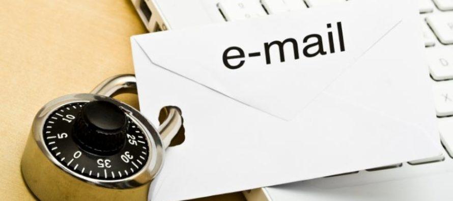 Контроль электронной почты с помощью программы Zecurion Zgate