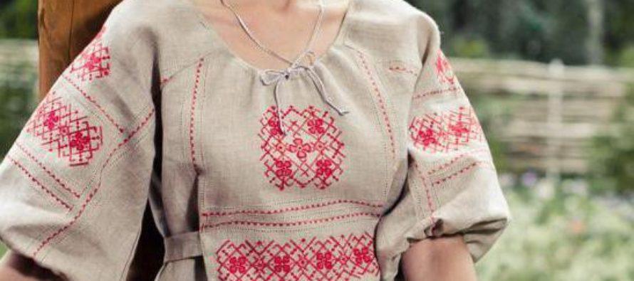 Куда можно одеть одежду в русском стиле?