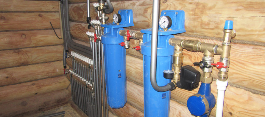 Этапы прокладки систем водоснабжения и отопления в частном доме