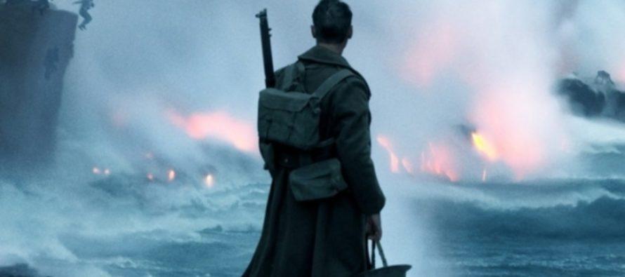 «Дюнкерк» Кристофера Нолана. Что смотреть в кино на этих выходных?