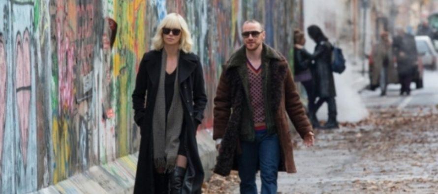 Взрывная Шарлиз Терон, «Роковое искушение» и другие премьеры недели