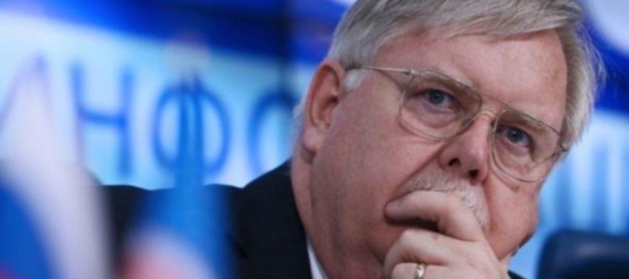 Посла США в Москве вызвали в МИД РФ из-за санкций