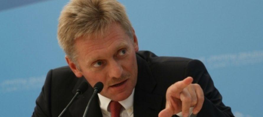 Кремль отреагировал на предложение ответить санкциями на новые санкции США