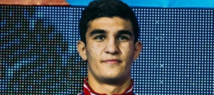 Алтайский боксер победил на престижном турнире имени Владимира Шаманова