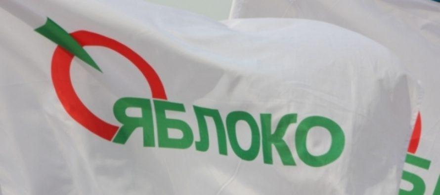 Алтайское «Яблоко» выдвинуло кандидатов на выборы