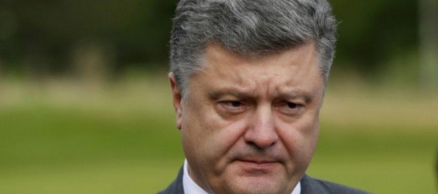 Порошенко заявил о заинтересованности в снятии антироссийских санкций