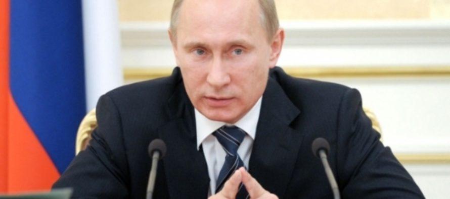 Путин подписал закон об ужесточении наказания за склонение к самоубийству