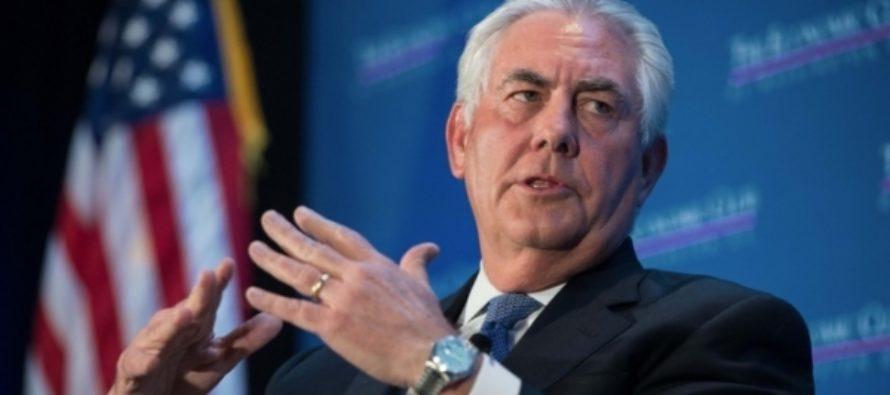 Тиллерсон рассказал, что мешает улучшению отношений между РФ и США