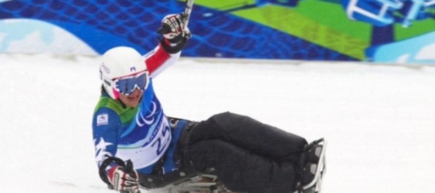 Горнолыжники из паралимпийской сборной приехали на сборы в Белокуриху