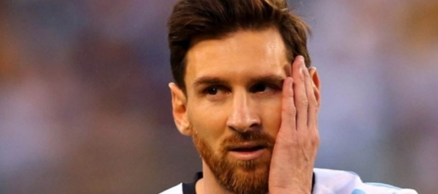 Знаменитый футболист Лионель Месси женился в Аргентине