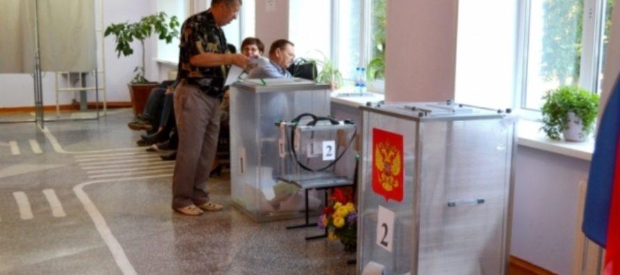 251 избирательный участок откроется на выборах 10 сентября в Барнауле