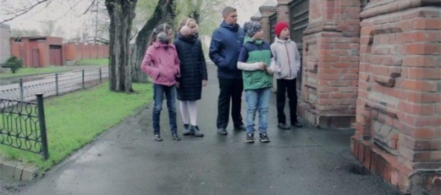 Юные барнаульцы снялись в полнометражном детском фильме
