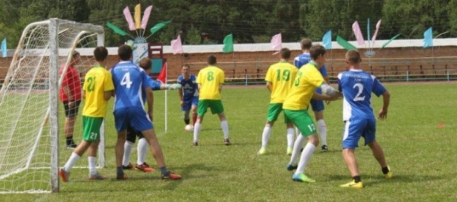 «Лесной» футбольный турнир состоялся в Алтайском крае