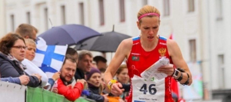 Барнаульская спортсменка взяла «бронзу» ЧМ по спортивному ориентированию