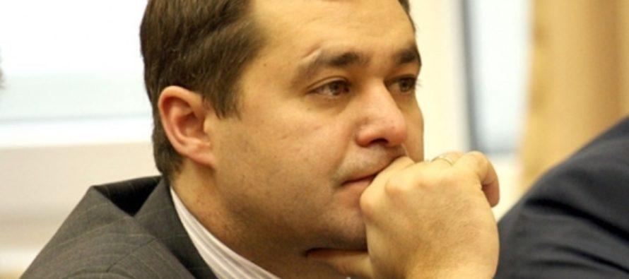 Банк из Москвы хочет признать банкротом депутата АКЗС Всеволода Кондратьева