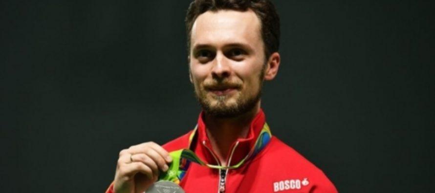 Бийчанин Сергей Каменский выиграл бронзу на чемпионате Европы по стрельбе