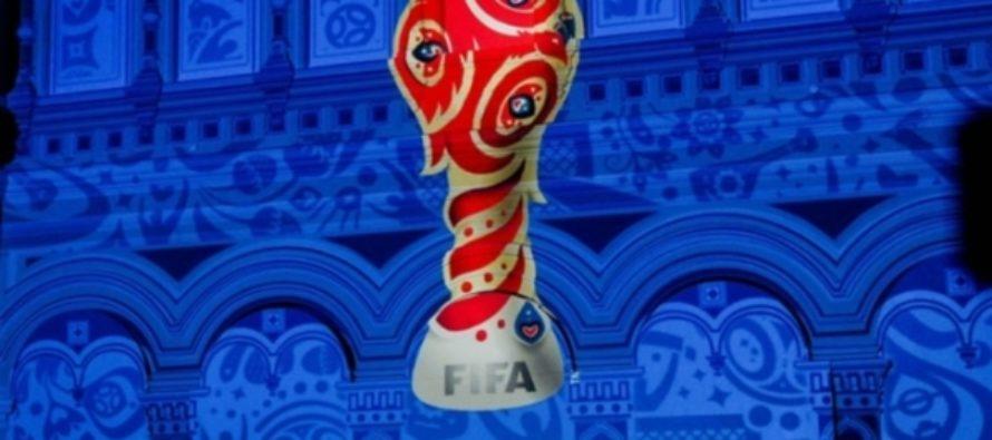 Tele2 проанализировала активность болельщиков на Кубке конфедераций