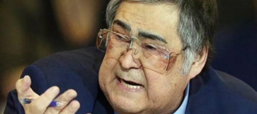 Главу Кузбасса Амана Тулеева перевели на реабилитацию в Москву