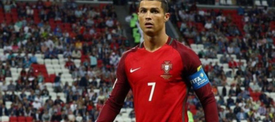 Тренер Сборной Португалии объяснил, почему отпустил Роналду к детям
