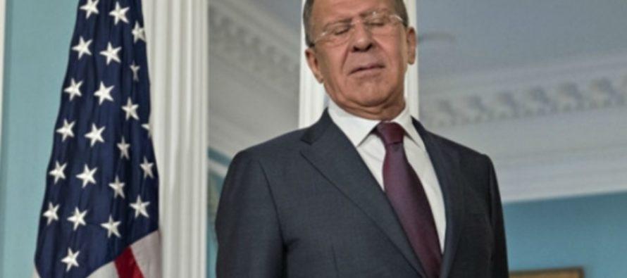Лавров обвинил американских политиков в «параноидальной русофобии»