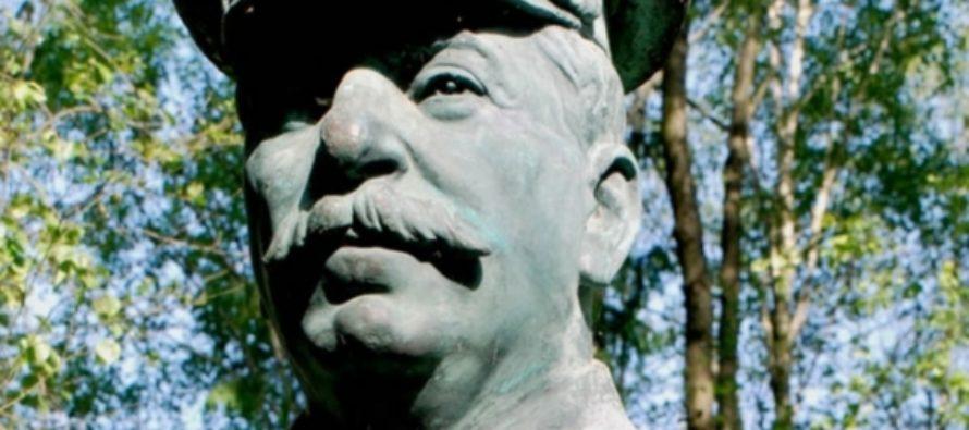 КПРФ попросила место для памятника Сталину в центре Барнаула