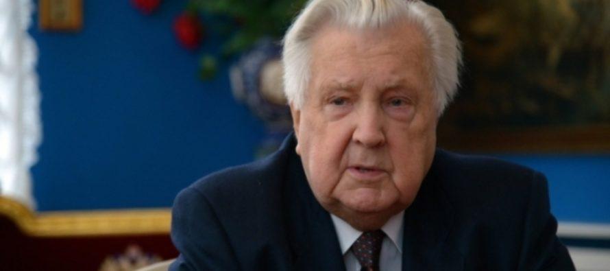Художник Илья Глазунов скончался в Москве